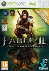 Fable II: Game of the Year Edition (Русская версия) Xbox360