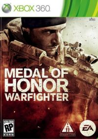 Medal of Honor: Warfighter (Полностью на русском языке!) Xbox360