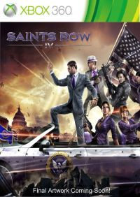 Saints Row 4 (IV)