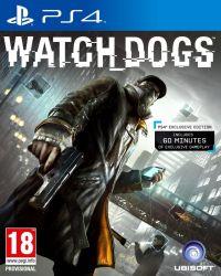 Watch Dogs (Полностью на русском языке!) Специальное издание (PS4)