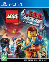The LEGO Movie Videogame (PS4) Русская версия