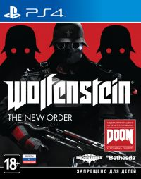 Wolfenstein: The New Order (Русская версия) PS4