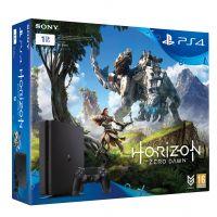 Купить Sony PS4 Slim PlayStation 4 (1 Tb) + Horizon Zero Dawn в Минске