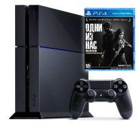 Купить PlayStation 4 PS4 500GB + игра