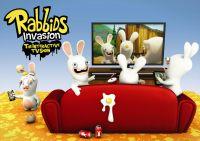 Rabbids Invasion (Полностью на русском языке !) (Xbox360)