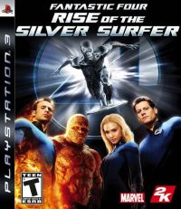 Fantastic 4 : Rise of Silver Surfer