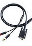 Xbox 360 VGA HDAV Cable