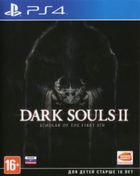 Dark Souls II: Scholar of the First Sin  (Русская версия) PS4