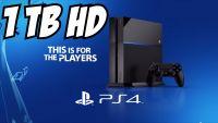 Купить Sony PS4 PlayStation 4 1TB + Uncharted 4
