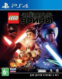 LEGO Звездные войны: Пробуждение Силы (PS4) Русская версия.