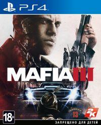 Mafia III (PS4) Русская версия.
