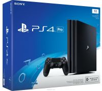 Sony PlayStation PS 4 Pro 1TB