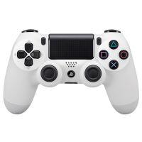 Геймпад DualShock 4 Wireless Controller White (PS4)