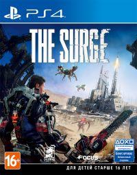 Купить The Surge (PS4) Русская версия