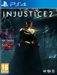 Injustice 2 (PS4) Русская версия