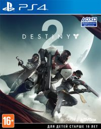Destiny 2 (PS4) Русская версия