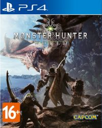 Monster Hunter: World (PS4) Русская версия