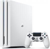 Купить Sony PS4 PRO 1TB White