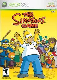 Simpsons The Game (Русская версия)