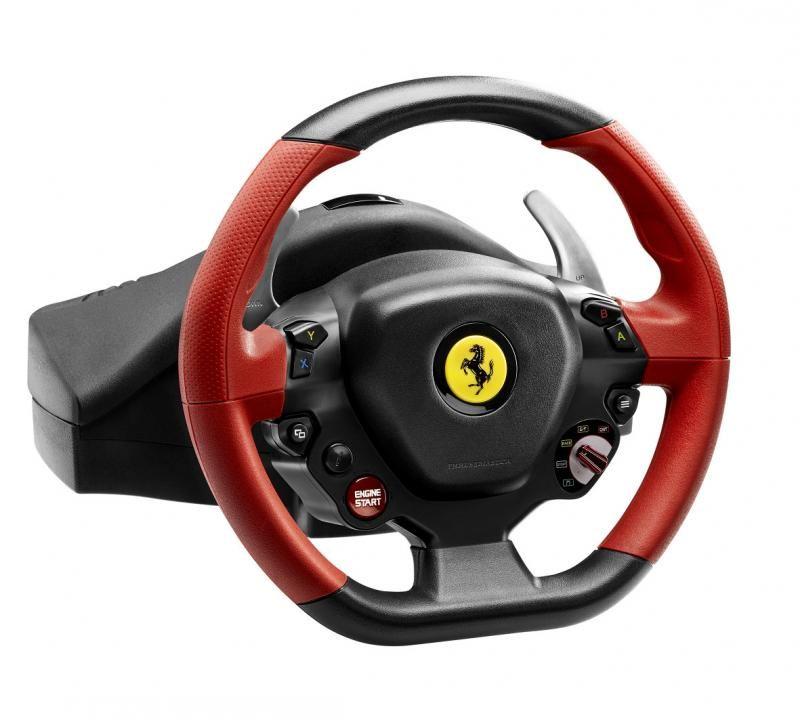 Руль ThrustMaster Ferrari 458