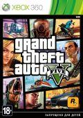 Купить GTA5 Grand Theft Auto 5 (Xbox360) Русская версия