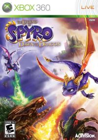 The Legend of Spyro: Dawn of the Dragon (Русская версия)
