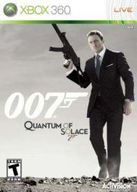 James Bond: Quantum of Solace (РУССКАЯ ВЕРСИЯ)