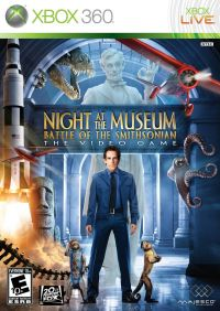 Night at the Museum: Battle of the Smithsonian (Русская версия)