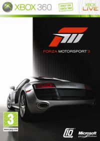 Forza Motorsport 3 (2 DVD) РУССКАЯ ВЕРСИЯ