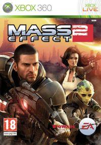 Mass Effect 2 (2 DVD) Русская версия