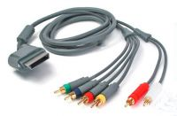 Component HD AV Cable XBox360