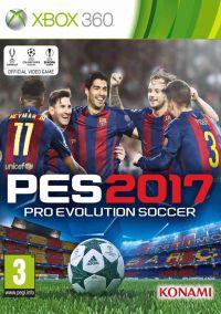 Pro Evolution Soccer 2017 (Xbox360)