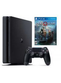 PlayStation 4 PS4 Slim 1TB + God of War 4 в Минске