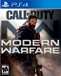 Call of Duty: Modern Warfare (2019) [PS4, русская версия]