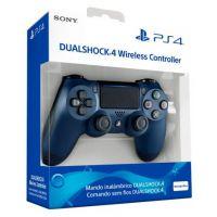Беспроводной геймпад SONY Dualshock 4 V2 Midnight Blue для PS4