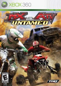 MX vs ATV - Untamend