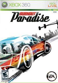 Burnout Paradise Xbox360