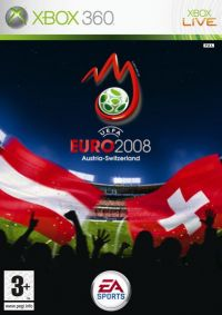 UEFA Euro 2008 для Xbox360
