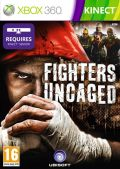 Fighters Uncaged для Xbox360 Kinect
