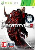 Prototype 2 для Xbox360 (Полностью на русском языке!)