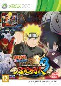 Naruto Shippuden: Ultimate Ninja Storm 3 (Русская версия) Xbox360