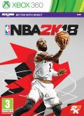 NBA 2K18 для Xbox360